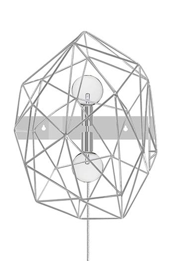 Globen Vägglampor