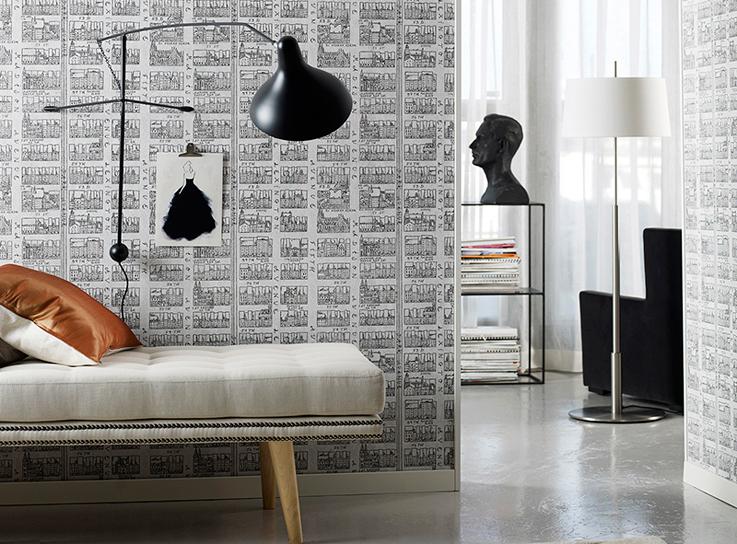 Sandberg Tapet Och Textil : Sandberg Tapet – Sandberg – Tapeter, Filtar, Textil, mm. – Produkter