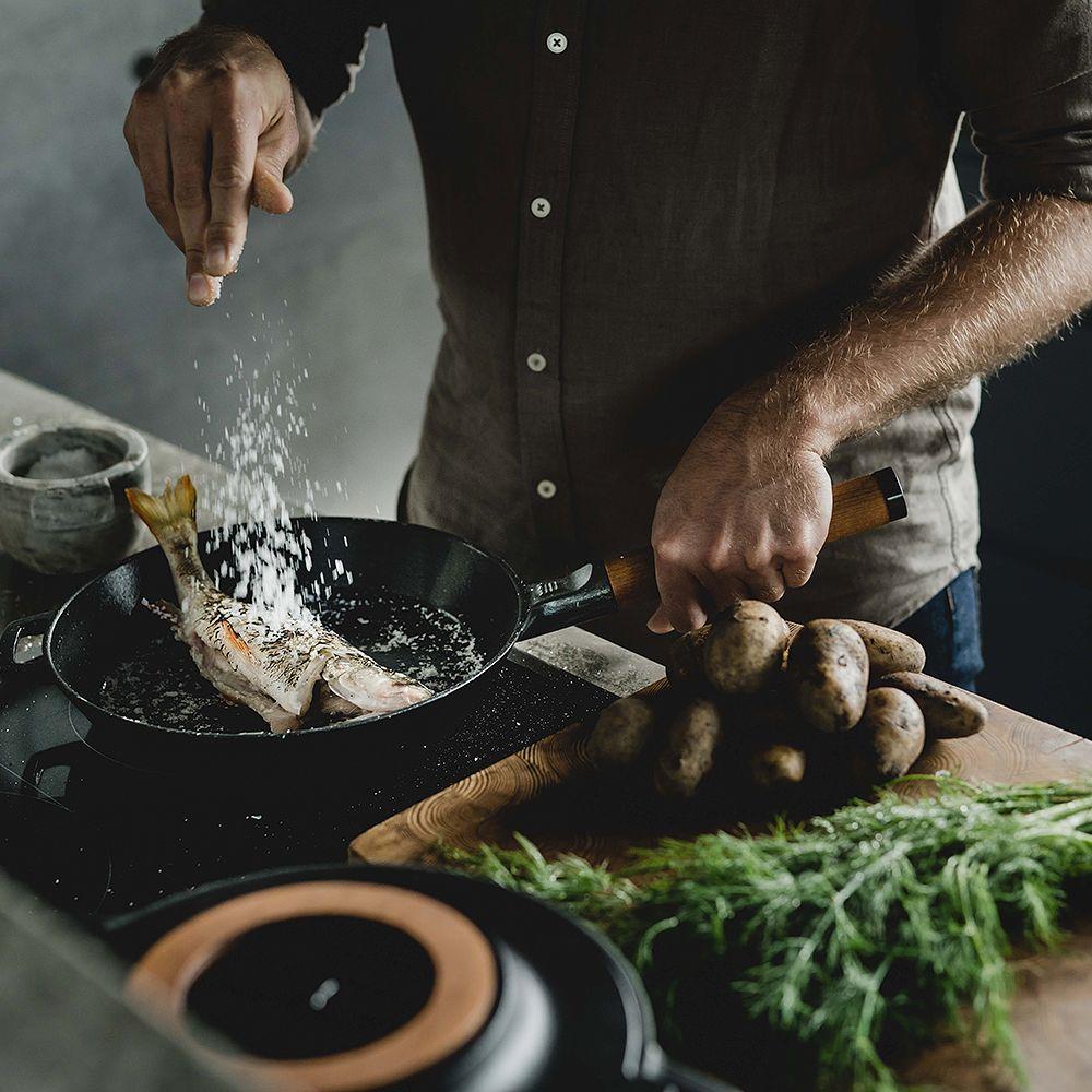 Norden koke og steke