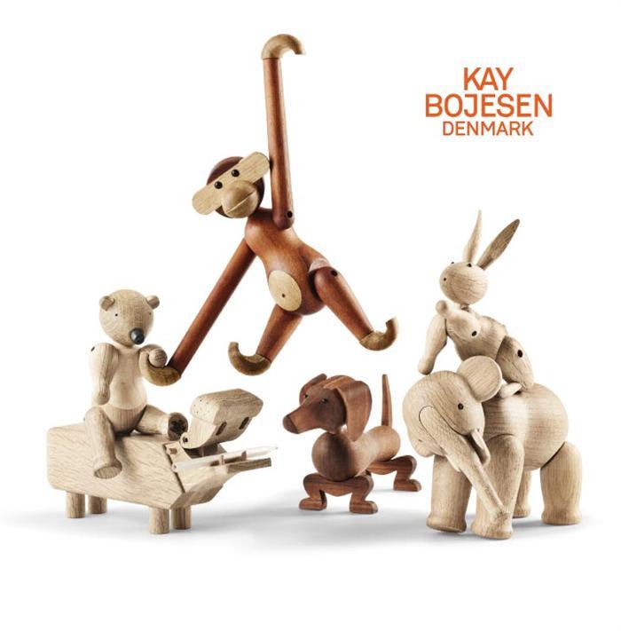 Rosendahl Kay Bojesen Trefigurer