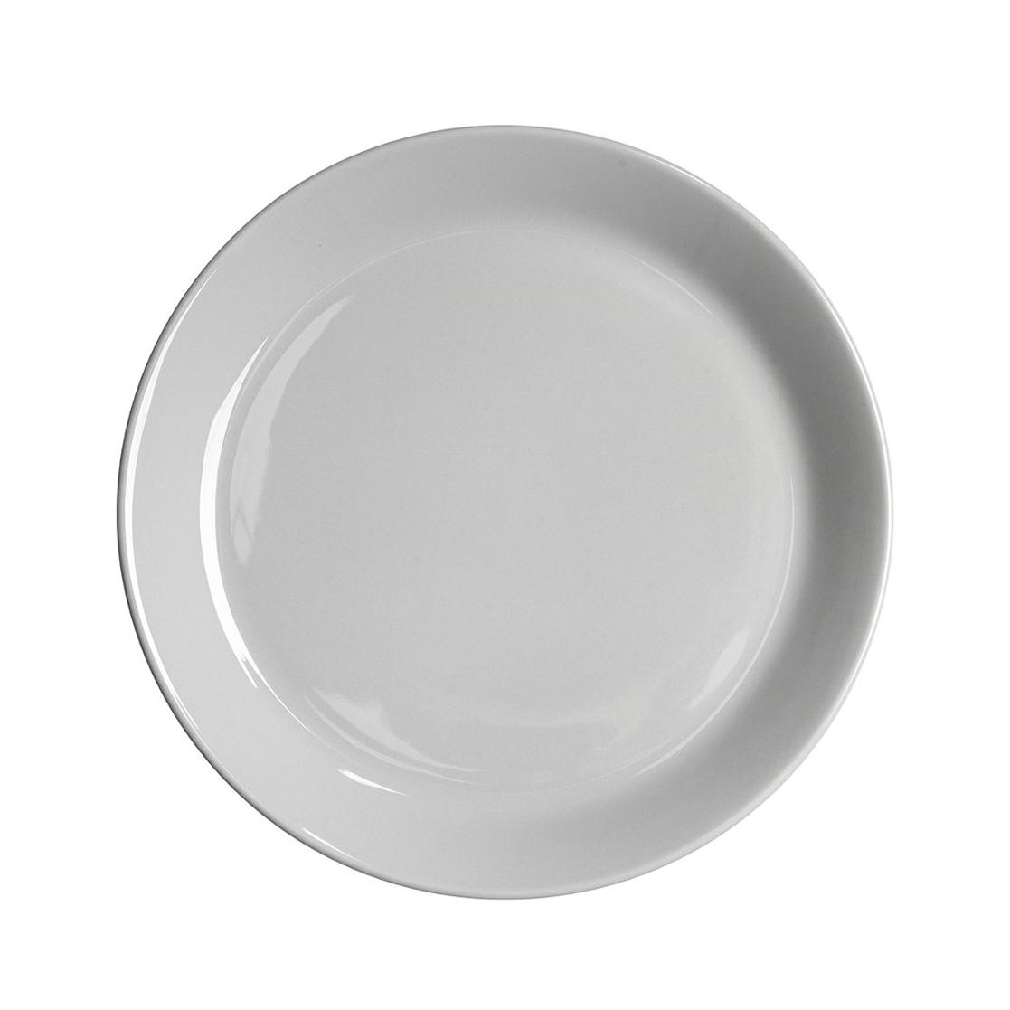 Steingrå Blank