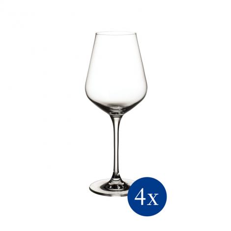 Villeroy & Boch La Divina Hvitvinsglass 4 stk