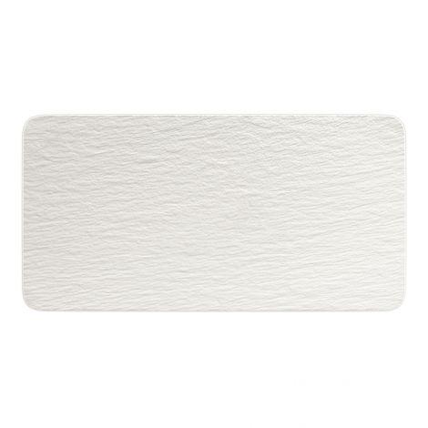 Villeroy & Boch Manufacture Rock Blanc Serveringsfat 35x18 cm