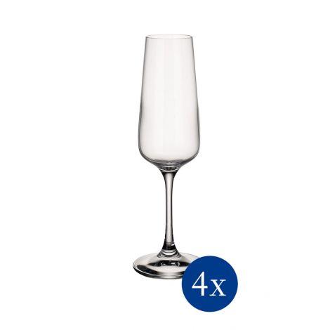 Villeroy & Boch Ovid champagneglas 4stk