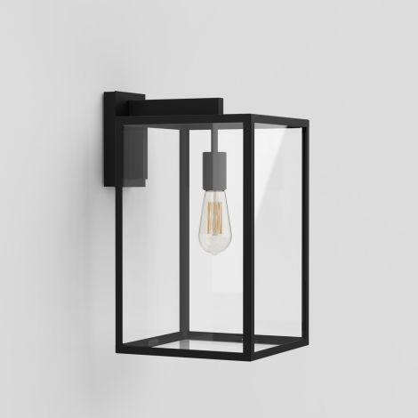 Astro Box Lantern 450 Textured Black