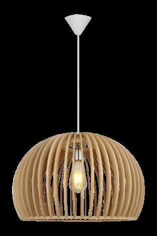 Aneta Lighting Verso Taklampe 44 cm Natur