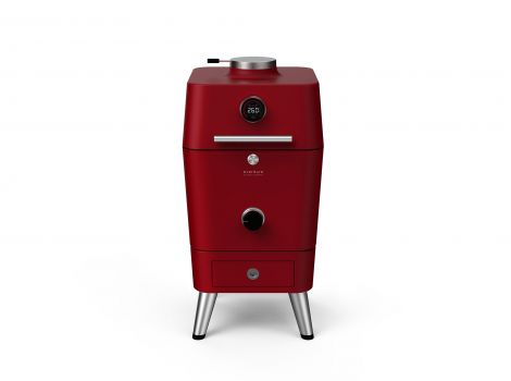 Everdure 4K Charcoal Grill Red
