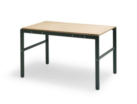 Skagerak Reform Table Teak, Aluminium, Antracit