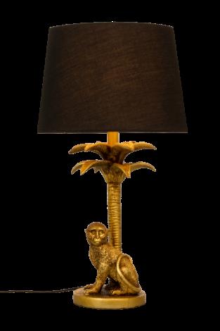 Aneta Lighting Markatta Bordlampe Gull Sort