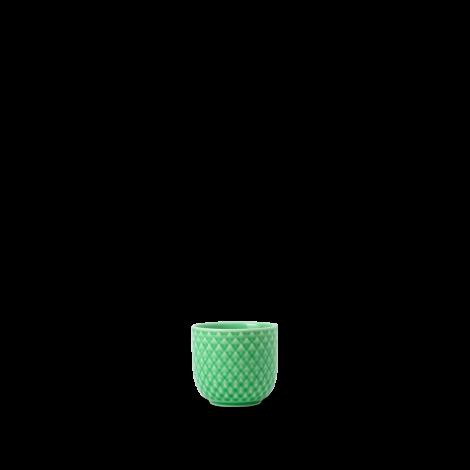 Lyngby Rhombe Color Äggkopp Grønn Ø5 cm. Levering i juli.