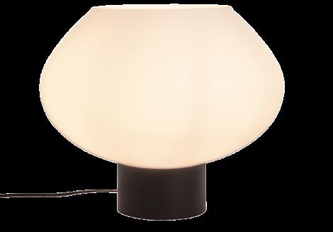 Aneta Lighting Bell Bordlampe Stor Sort Hvit