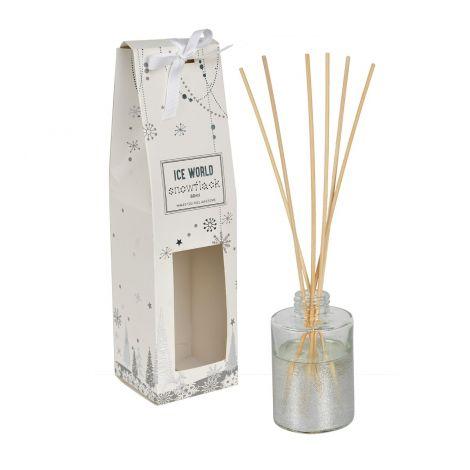 Martinsen juldekorationer Ticino Fragrance Sticks Snowflack