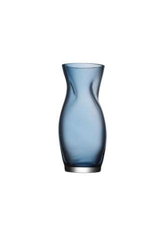 Orrefors Squeeze Vase 230mm Blå