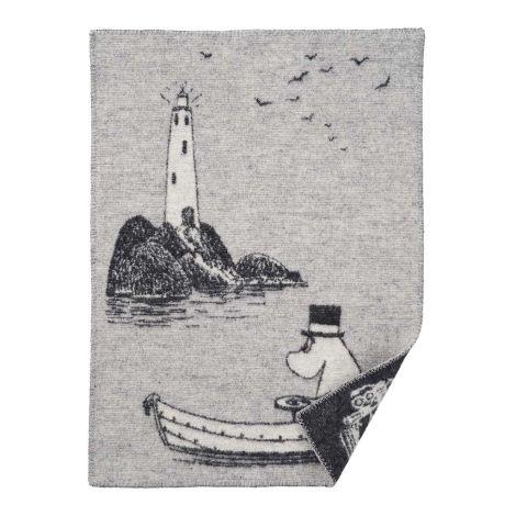 Klippan Moomin at Sea 65x90 cm