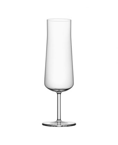 Orrefors Informal Champagneglass 22cl 2-stk