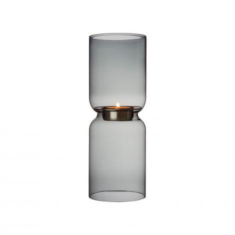 Iittala Lantern lyslykt 250mm mørk grå