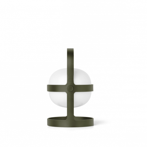 Rosendahl Soft Spot Solar Lampa Olivengrønn flervalg