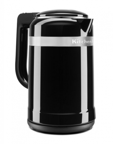 KitchenAid Design Collection Vannkoker Sort - 1,5 liter