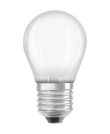 Osram Lyspære LED 15 E27, matt, Krone