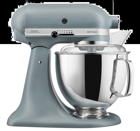 KitchenAid Artisan Köksmaskin Fog Blue - 4,8 + 3 liter Levering oktober -21.