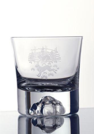 Villmark Whisky dekor hare 20cl