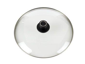 Woll Glasslokk m/ Ventil til 32 cm