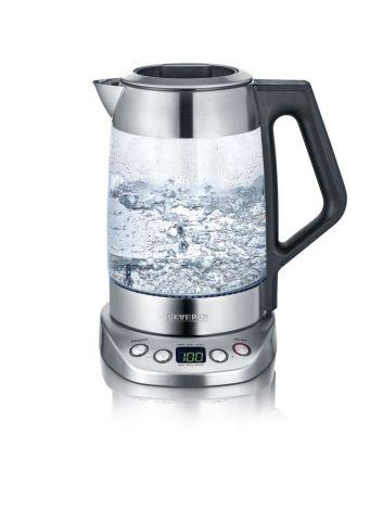 Severin te och vattenkokare 1,7 liter 3000 watt