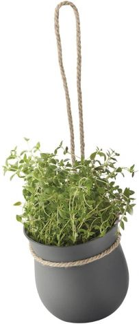 Rig-Tig Grow-It Blomsterpotte Grå