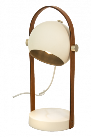 Aneta Lighting Bow Bordlampe Hvit