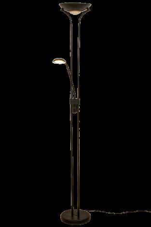 Aneta Lighting Nice Gulvlampe Sort LED