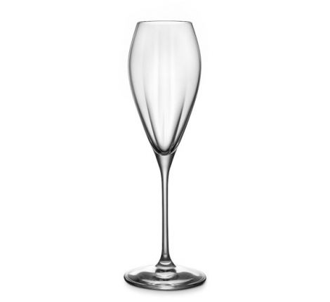 Orrefors by Berens Champagneglass 25 cl 4-pk