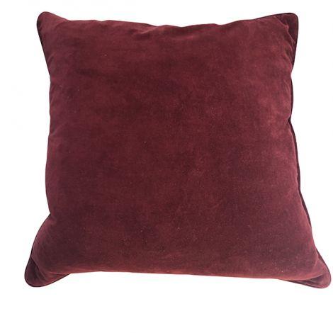 Mille Moi Putetrekk Velvet Slate Rose 50x50cm