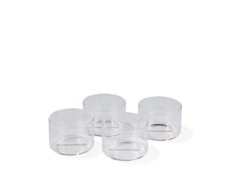 Blomsterbergs Glas Ø 8 x 5 cm 4 st - U