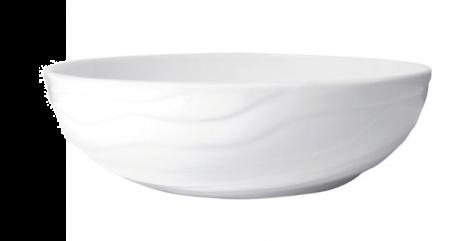 Pillivuyt Boulogne Bolle Lav Hvit - 23 cm