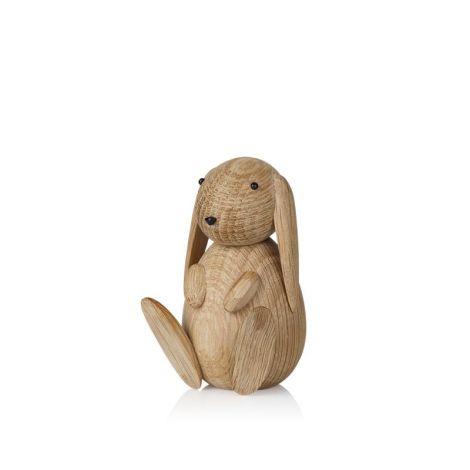 Lucie Kaas Bunny Eik H9 cm