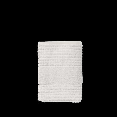 JUNA CHECK HANDDUK ljusgrå, 50 cm x 100 cm