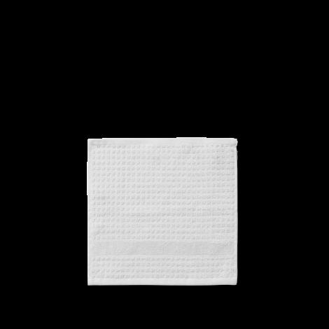 JUNA CHECK tvättduk ljusgrå, 30 cm x 30 cm