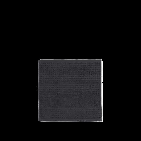 JUNA CHECK TVÄTKLÄDER mörkgrå, 30 cm x 30 cm