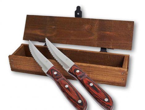Lion Sabatier Old Farmer XL Classic Biffkniver 2 stk