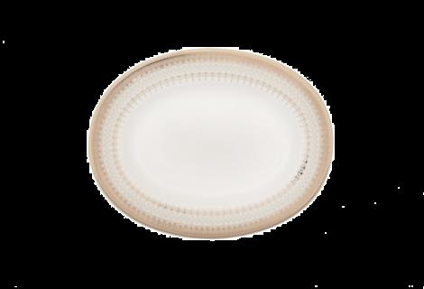Royal Porcelain Gold Grande Barrel för Sausenebb