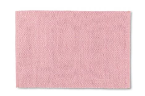 Lyngby Porselen Herringbone Bordstablett Rosa 6 stk