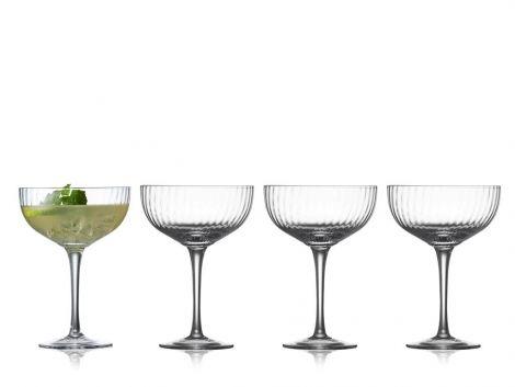 Lyngby Glas Palermo Cocktailglass 4stk