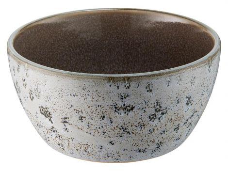 Bitz Skål Ø 12 x 6 cm grå/grå