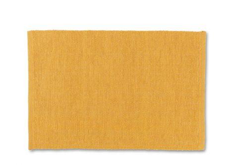 Lyngby Porselen Herringbone Bordstablett Gul 6 stk