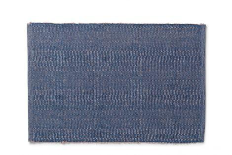 Lyngby Porselen Herringbone Bordstablett Blå 6 stk