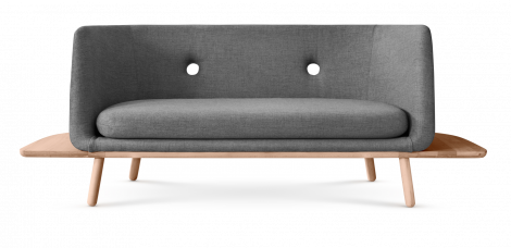 Eva Solo Phantom 2 Seters Sofa Med Bord