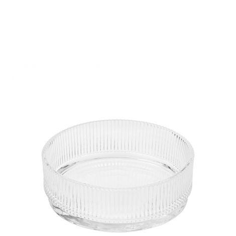 Stelton Pilastro Serveringsbolle Glass Ø15 cm