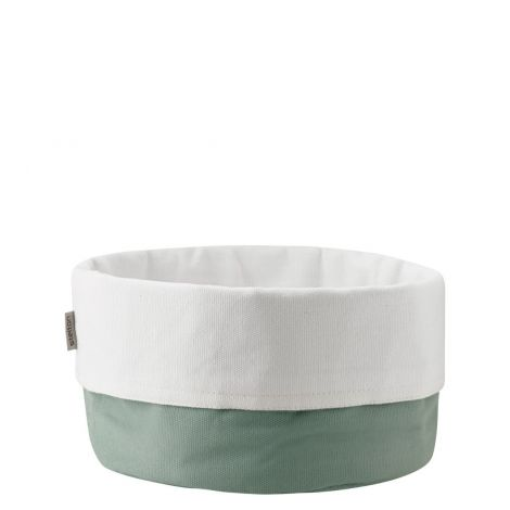 Stelton Brødpose Støvet Grønn/Hvit