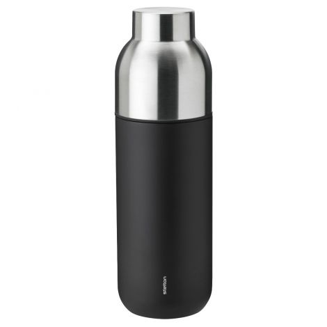 Stelton Keep Warm Termoflaske Sort 75 cl