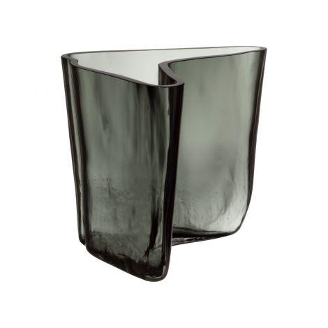 Iittala Aalto vase 175x140mm Mørk Grå